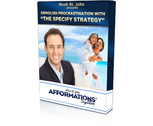 AFFORMATIONS® System by Noah St  John - Attract More Abundance